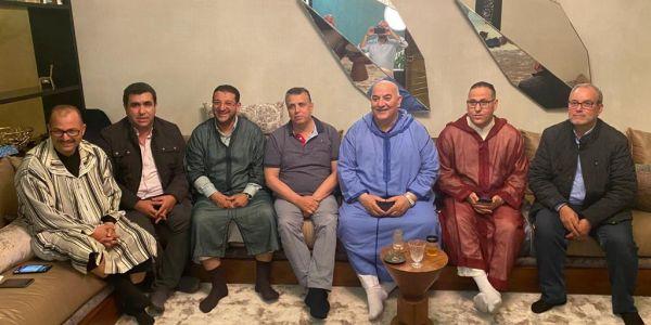 """برلماني """"بي بي اس"""" فتطوان العربي احنين هرب للبام"""