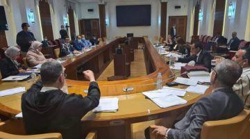 مشروع قانون محاربة غسيل الفلوس أمام لجنة العدل بمجلس النواب