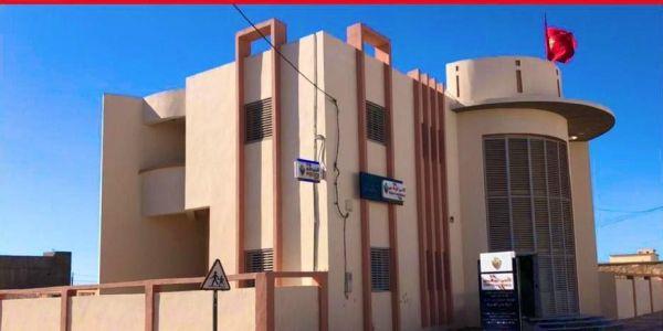 مقر جديد لكوميسارية تابعة للأمن الجهوي تدشن ف مدينة الداخلة