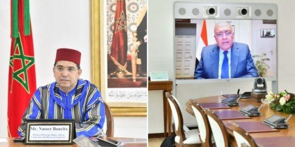 مصر: كندعمو الجهود ديال الأمم المتحدة ف ملف الصحرا و حنا مع المجهودات اللي كيدير المغرب باش يحل هاد المشكل