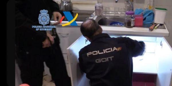 """الباييس : البوليس فكك شبكة """"إل روبيو"""" اللي استغلات قاصرين مغاربة في تهريب الحشيش"""