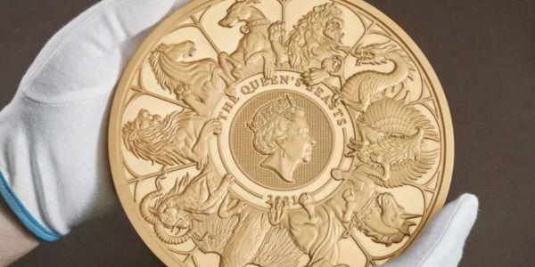 دار السكة البريطانية صوبات أكبر بياسة د الفلوس فيها 10 كيلو ديال الذهب