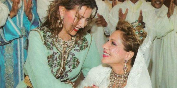 اليوم عيد ميلاد الأميرة للا سكينة حفيدة الراحل الحسن الثاني المفضلة