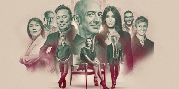"""ها شكون هما أغنى أغنياء العالم فـ2021.. أغلبيتهم من ميريكان وعلى راسهم مؤسس شركة """"أمازون"""" بثروة وصلات لـ177 مليار دولار – لاليست"""