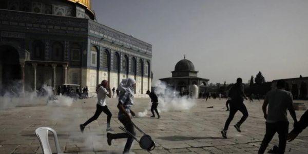 رئيس الحكومة فاتصال هاتفي مع رئيس حركة حماس: المغرب  كيرفض الانتهاكات الاسرائيلية فالقدس وسيدنا موقفو ثابت فدعم القضية الفلسطينية