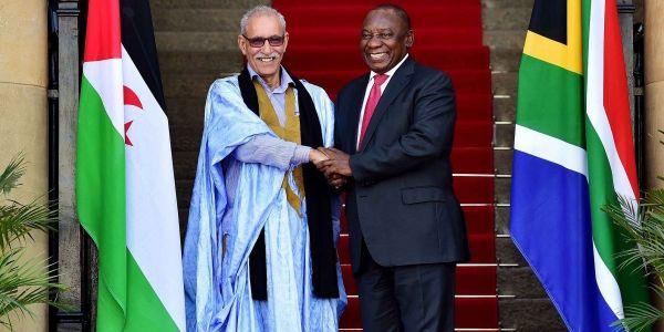 عداوة جنوب إفريقيا للمغرب متواصلة.. الرئيس الجنوب إفريقي: خاصنا ندعمو البوليساريو أكثر