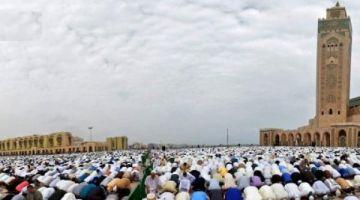 عاجل.. وزارة الاوقاف والشؤون الإسلامية: مكاينش صلاة العيد