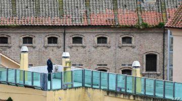 الطاليان : اعتقال إمام مغربي حرض محابسية على التطرف والكراهية الدينية والاشادة بالإرهاب