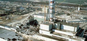 انبعاثات نووية جديدة ف مفاعل تشيرنوبيل