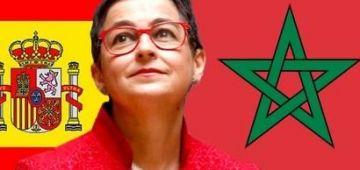وزيرة الخارجية الصبيلونية: بغينا نتجاوزو مرحلة التوتر مع المغرب باش تسالي هاد الأزمة الديبلوماسية – فيديو