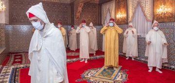"""سيدنا دار صلاة العيد بلا خطبة التزاما بتدابير """"كورونا"""""""