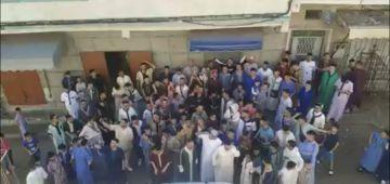 نهار العيد.. ناس قليلة خرجات ثاني كتهلل فطنجة – فيديو