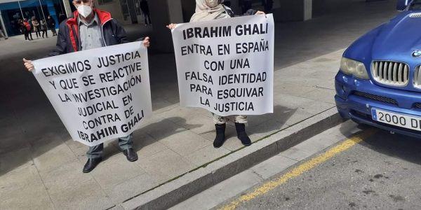 عاجل. رسميا: القضاء الاسباني غيسمع للجلاد ابراهيم غالي هاد النهار