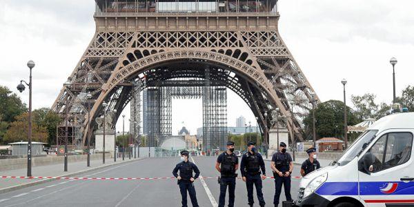 فرنسا منعات مظاهرة داعمة لفلسطين – تغريدة وزير الداخلية