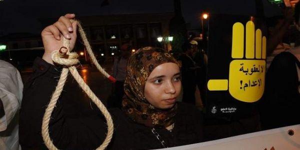 الحكم بالإعدام على 74 شخص منهم 2 عيالات فعام 2020.. مجلس بوعياش: خاص الغاء هاد العقوبة وأطراف سياسية متمسكة بها
