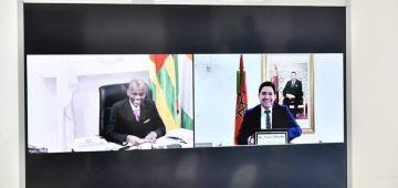 بوريطة هضر مع وزراء الخارجية ديال الكونكَو و رواندا والطوكَو و ملف الصحرا على راس البروكَرام