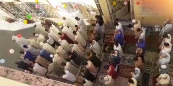 البوليس معطلوش صحاب صلاة العيد كونطربوند فطنجة… اعتقلوا الرأس المدبر