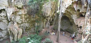 علماء لقاو أقدم مقبرة بشرية ف إفريقيا