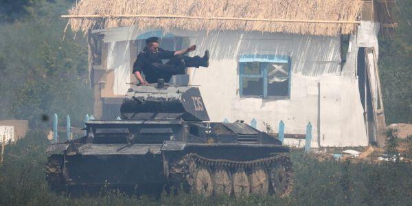 فيهم دبابة و مدفع.. البوليس طاحو على شيباني مخبي أسلحة من ايامات هتلر