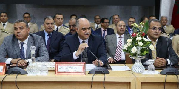 بعد إعفاء رئيسها السابق.. ها شكون هو رئيس قسم الشؤون الداخلية بعمالة فاس