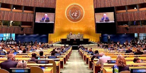 من بعد انتخابو. المغرب ولى رئيس اللجنة الأولى للجمعية العامة ف الأمم المتحدة.. وها التفاصيل