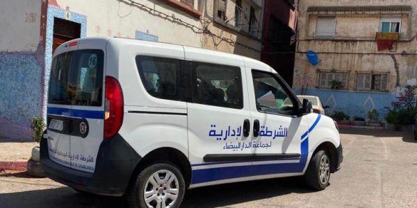 """رئيس مقاطعة عين الشق مستغل """"الشرطة الإدارية"""" وضباط الحالة المدنية باش يدير الدعاية الانتخابية"""