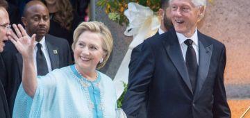 هيلاري كلينتون محتافلة بالقفطان المغربي – تصاور