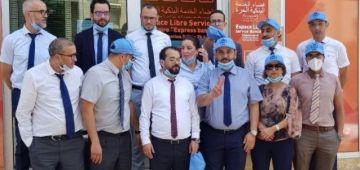 خدا 87% من المقاعد.. الاتحاد المغربي للشغل اكتاسح نتائج الانتخابات لمندوبي الأجراء بالقطاع البنكي