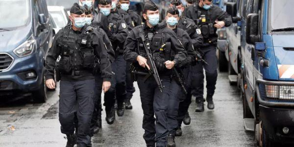فرنسا جرات على مغربي هدد بذبح جادارمي