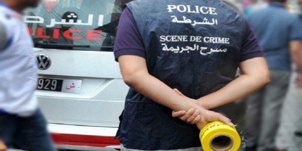 البوليس وبتنسيق مع الجوندارم شدو المتورطين فـ جريمة القتل اللي وقعات فـ السمارة