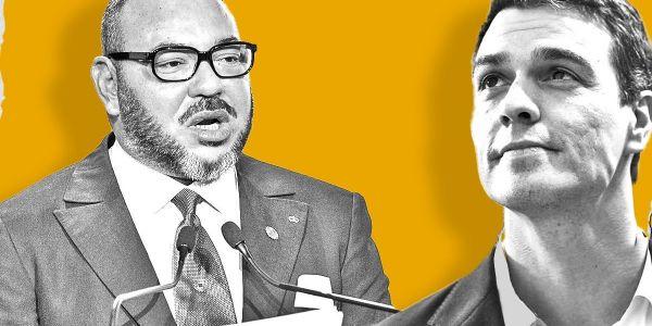 إدارة بايدن صدمات حكومة سانشيث بسباب مؤتمر  برلين حول الملف الليبي. وجهات دعوة للمغرب باش يشارك واستثنات حكومة مدريد