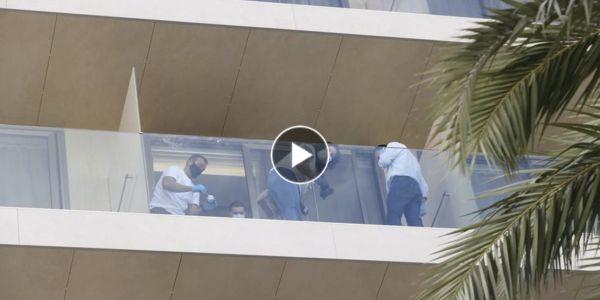 اتهامات لمغربي برمي صاحبتو من اوطيل فايبيزا والانتحار موراها