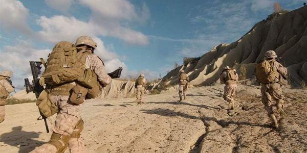 """القوات المسلحة الامريكية لـ""""كود"""": مناورات الاسد الافريقي البارح كانت ف گرير البويهي جنوب الزاك ماشي ف المحبس"""