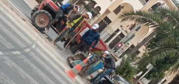 الشركة اللي شادة الصفقة ديال الانارة العمومية باكثر من 3مليار سنتيم خلات الدنيا كاع حفاري بالشوارع الرئيسية ف سطات