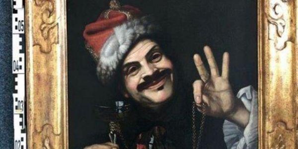 جوج لوحات أصلية كيرجعو للقرن 17 لقاوهم فطارو ديال الزبل