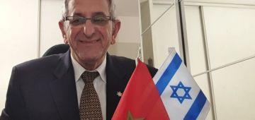 لقاء بين رئيس جمعية صداقة المغرب وإسرائيل  ورئيس المجلس السياحي الإقليمي فالحوز لدعم القطاع السياحي وتعزيز الثقافة المغربية اليهودية