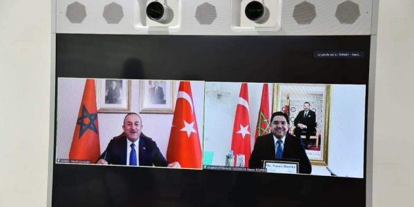 تحليل. تحالف استراتيجي بين المغرب وتركيا: هدايا الرباط لأردوگان وملف الهجرة فمواجهة اوربا والتنسيق ضد الانفصاليين فالبلدين