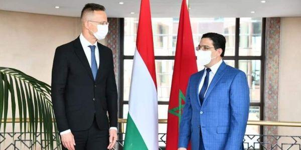 وزير خارجية هنغاريا فـ زيارة للمغرب وعندو مباحثات مع بوريطة