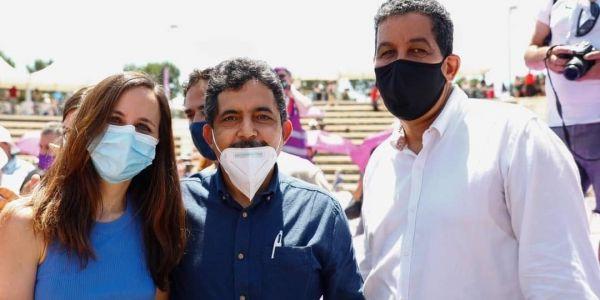 معروفة عليهم. انتخاب زعيمة جديدة لحزب بوديموس ف إسبانيا.. و فأول خرجة ليها: غانبقاو كندعمو ف البوليساريو