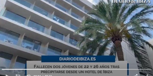 اسبانيا : الجنس هو سباب سقوط طاليانية ومغربي من البالكون ديال غرفتهم فلوطيل