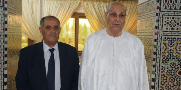 قيامة 2021 فالصحرا.. الإستقلال استقطب رئيس جماعة سيدي إفني من البام