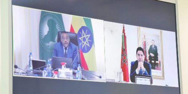 وزارة الخارجية الإثيوبية: جهود المغرب ف تسوية ملف الصحرا جادة و عندها مصداقية