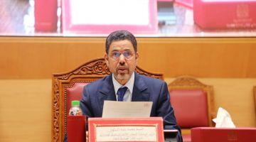 عبد النباوي: مؤسسة قاضي الإتصال اللي دارها المغرب كاتساهم بزاف فـ تنسيق المجهودات بين السلطات القضائية الوطنية والأجنبية