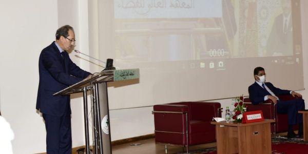 بحضور الدخيسي.. الداكي: الشرطة القضائية هي العينين ديال النيابة العامة