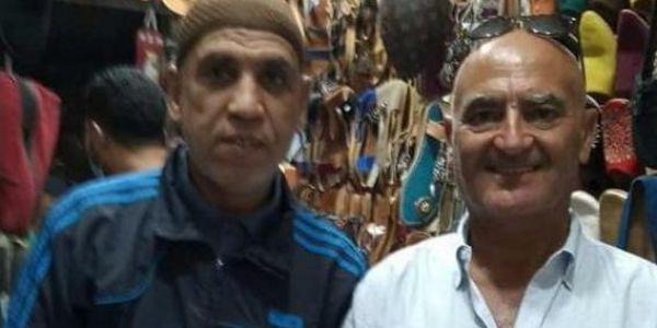 العالم منصف السلاوي جا للمغرب وها فين مشا يدوز العطلة – تصويرة