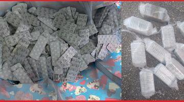 داخلة من الصبليون.. حجز الآلاف من حبات القرقوبي فـ ميناء طنجة المتوسط – تصويرة