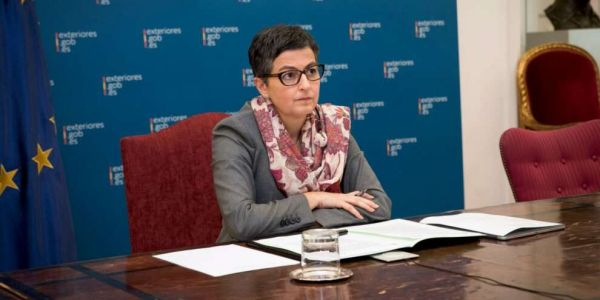 سانشيث على اقالة وزيرة الخارجية: كانت كتتمنى تكون علاقتها مع المغرب مزيانة