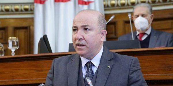 الوزير الأول فـ دولة جنرالات الدزاير تصاب بفيروس كورونا