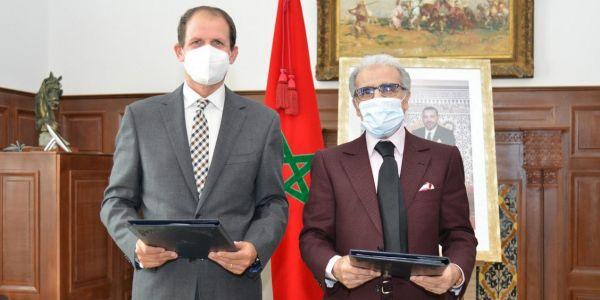 على الخدمات المالية الرقمية و تمويل مشاريع بيئية رقمية.. بنك المغرب وقع اليوم اتفاقية مع برنامج الأمم المتحدة للتنمية