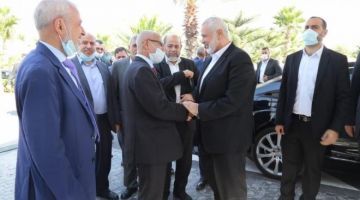 ها علاش ماتلاقاش وفد حماس مع بنكيران